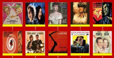 Cine de Hollywood 3 por Mónica
