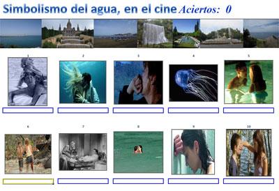 Simbolismo del agua, en el cine, por Oti