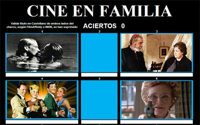 Cine en familia por Pleno