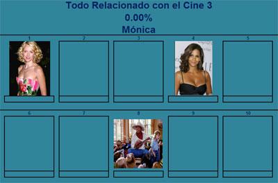 Todo relacionado con el cine 3 por Mónica