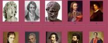 Personajes de la Historia por Monica