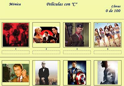 Películas con C por Monica