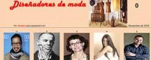 Diseñadores de moda por Sartana