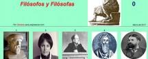 Filósofos y filósofas por Sartana
