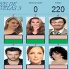 Rostros de telenovela 3 por Estrellamariana
