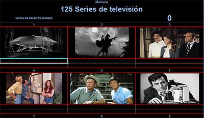125 Series de Televisión por Mariana