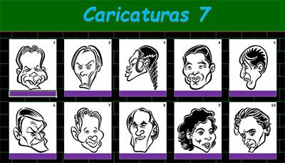 Caricaturas 7 por Pinky