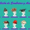 Exibición de sombreros y complementos por Princesa