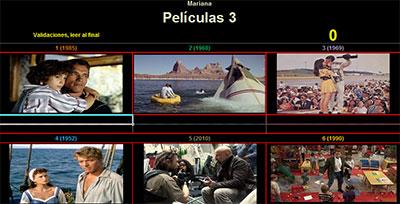 Películas 3 por Mariana