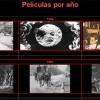 Películas por año por Mariana