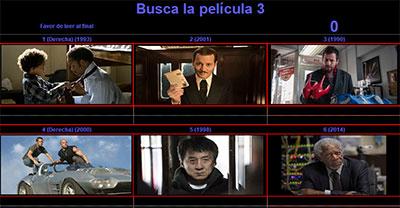 Busca la película 3 por Mariana