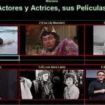 Actores y actrices, sus películas por Mariana