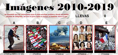 Imágenes de los 2010 por Pleno
