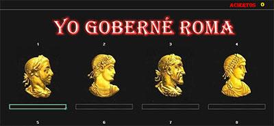 Yo goberné Roma por Guillermo