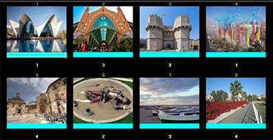 Valencia capital por Topitors