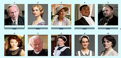 Downton Abbey por Sartana