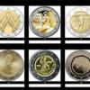 Monedas conmemorativas de 2€ II por Pinky