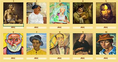 Retratos de hombre por Sartana