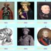 Monarcas por Sartana